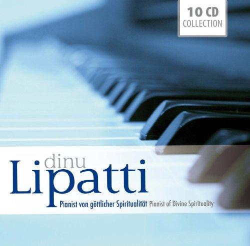 Dinu Lipatti - Pianist von göttlicher Spiritualität