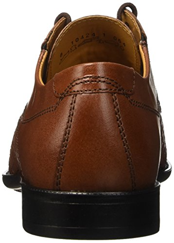 Fretz Men Tosco, Derby homme brun (50 muscat)