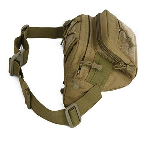 Männer Und Frauen Im Freien Tasche Brustbeutel Freizeit Im Freien Sporttaschen Wasserdichte Beiläufige Reit Brust Tasche Messenger,C B