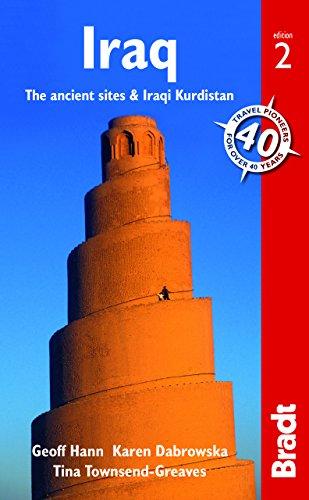 Iraq: The ancient sites and Iraqi Kurdistan: The Ancient Sites & Iraqi Kurdistan (Bradt Travel Guides) por Geoff Hann