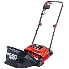 BLACK & DECKER 600W 30cm Lawn Raker