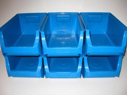 LUX Lagerboxen, Sichtboxen,