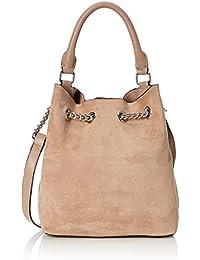 Call It Spring EU - Cadyvia, Shoppers y bolsos de hombro Mujer, Marrón (Desert Taupe), 9x27x32 cm (B x H T)