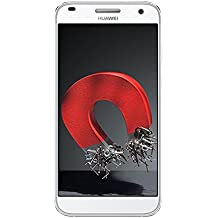 Nillkin anti-Protector de pantalla antihuellas para Huawei Ascend G7 - transparente