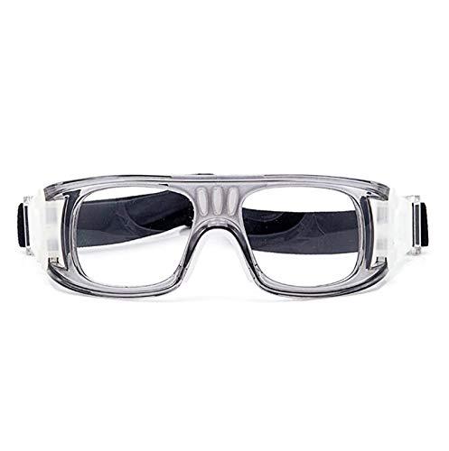 Daesar Motorradbrille Vintage Schutzbrille Infrarotlampe Schwarz Sportbrille Radfahren