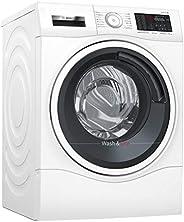 Bosch Elettrodomestici Serie 6 WDU28540IT lavasciuga Caricamento frontale Libera installazione Nero, Bianco A