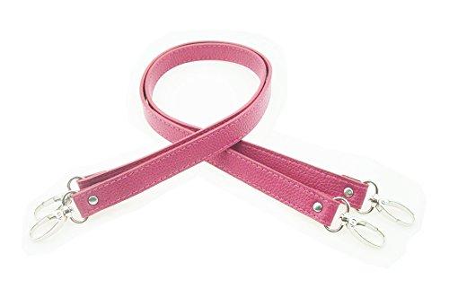 r mit tasche griffen, ersatz - täschchen sollte griffe, handtasche riemen, brieftasche tasche mit riemen (hot pink) ()