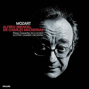 Mozart: Klavierkonzerte K414 &K453 - Alfred Brendel
