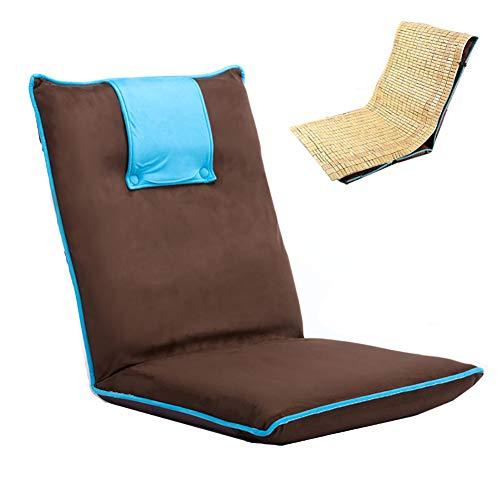 Faules Sofa Faltbarer Boden Stuhl Computer Rückenlehne Stuhl Lounge Sofa Bett Legless Stuhl Hocker...