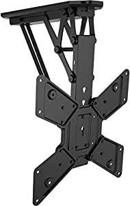 hl12m klappbarer motor tv deckenhalter k che. Black Bedroom Furniture Sets. Home Design Ideas