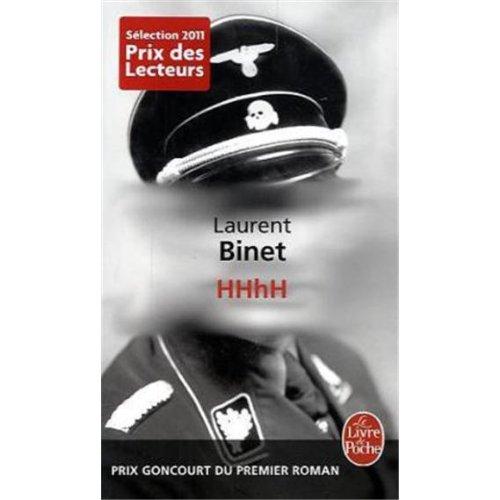 HHhH, französische Ausgabe
