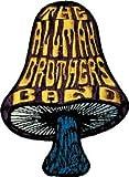 Best Allman - The Allman Brothers Mushroom Logo Rock Roll Music Review