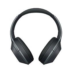 Sony Kabelloser High-Resolution WH-1000XM2 Kopfhörer (Noise Cancelling, Bluetooth, NFC, Headphones Connect App, bis zu 30 Stunden Akkulaufzeit) schwarz