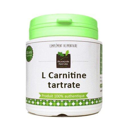L Carnitine tartrate60 gélules végétales