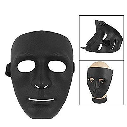 NaiCasy Halloween Maske jabbawockeez Masquerade Ghost Trot Hip-Hop -