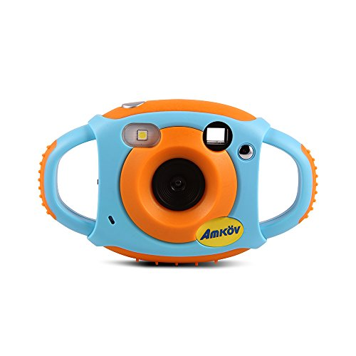 Docooler Amkov Caméra Vidéo Numérique Max. 5 Méga Pixels Batterie Lithium Intégrée...