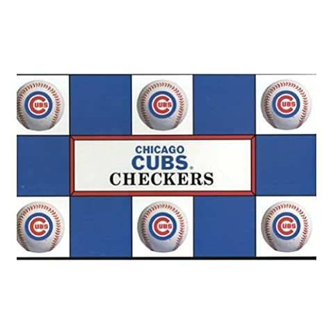 La Dame De Chicago - Chicago Cubs Checker