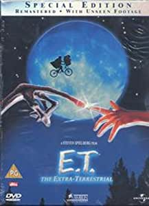 E.T. The Extra-Terrestrial (Special Edition) [DVD] [1982]