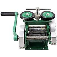 BAOSHISHAN - Máquina de prensa manual para prensar pastillas y hacer pastillas para oro, plata