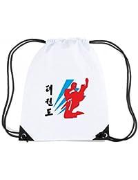 T-Shirtshock - Mochila Budget Gymsac TBOXE0040 taekwondo