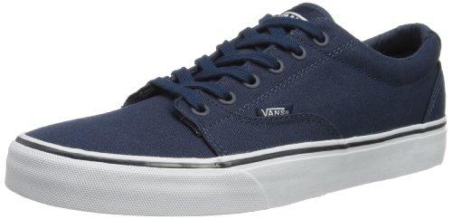 Vans M KRESS DARK BLUE/WHITE VNLHXT3 Herren Sneaker, Blau (Dark Blue/White), EU 39 (US 7) (Sportswear Lifestyle)
