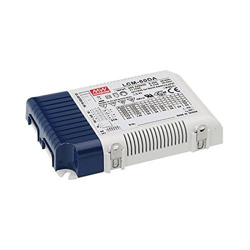 Price comparison product image LED Alimentation dimmable DALI ; MeanWell,  LCM-60DA ; Constant current