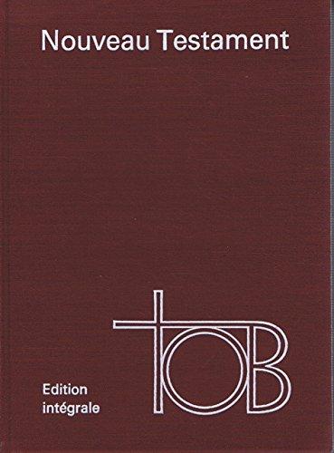 Concordance de la bible : nouveau testament par Collectif