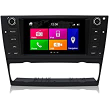 Dynavin N6-E9X Multimedia/Navigation Factory-Fit Style DVD/Bluetooth/iPod/GPS/SD/USB Touch-Screen Head Unit for BMW E90/E91/E92/E93, [Importado de Reino Unido]