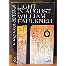Light in August by Faulkner William (1972-01-01)