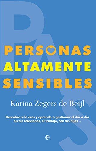 Libro Personas Altamente Sensibles