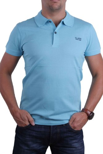 roberto-cavalli-slim-fit-petrol-1o-homme-polo-shirtturquoise-turchese-x-large