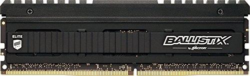 Ballistix Elite BLE16G4D32AEEA 16GB Speicher (DDR4, 3200 MT/s, PC4-25600, DR x8, DIMM, 288-Pin)