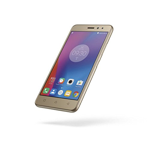 Lenovo K6 Power (Gold, 32GB)(Certified Refurbished)