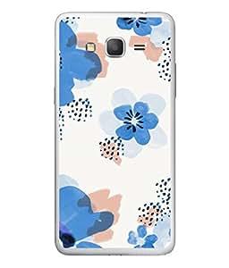 PrintVisa Designer Back Case Cover for Samsung Galaxy On5 (2015) :: Samsung Galaxy On 5 G500Fy (2015) (cute pink white blue orange)