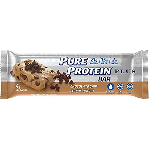 Pure Protein PLUS Cookie Dough, 60 gram,