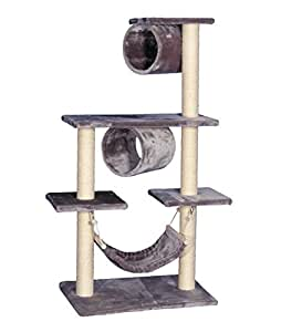 nobby 72030 01 kratzbaum f r katzen jade gro grau haustier. Black Bedroom Furniture Sets. Home Design Ideas