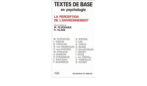 Basic Texts Textes De Base