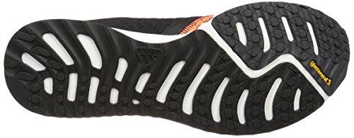 adidas Herren Aerobounce PR Laufschuhe Orange (Solar Orange Core Black Core Black)