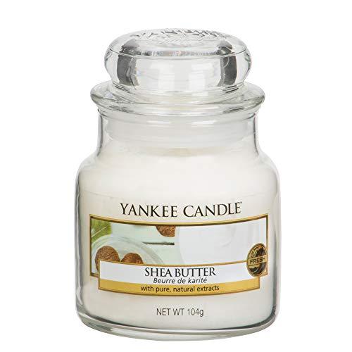 Yankee Candle Yankee candle glaskerze klein shea butter