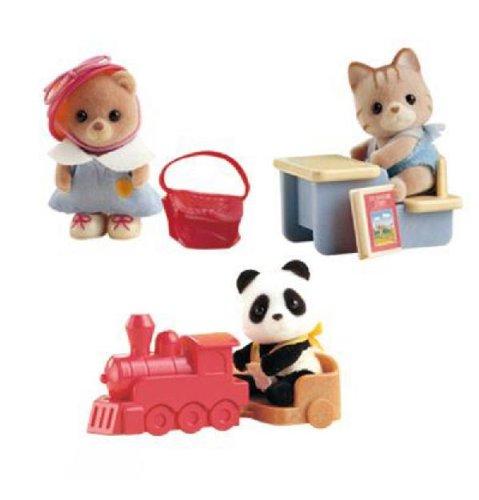 Sylvanian Families - Minibox Figurine (3350), modelos surtidos
