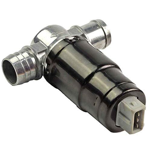 Uzinb Idle Air Control Valve Motor 13411433626 Car Metal IAC Motor Replacement for BMW E30 E34 E36 M20 M50 (E30-motor)
