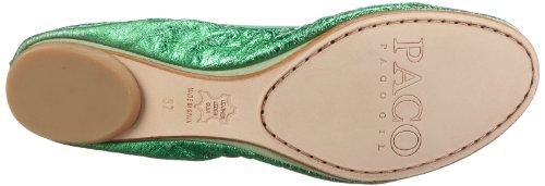 Paco Gil P-2134, Ballerines femme Vert (Mint/Celad)