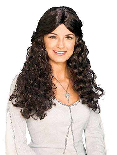 Arwen Kind Der Ringe Herr Kostüm - Herr der Ringe Arwen Per¨¹cke Halloween Kost¨¹me Cosplay Wig Per¨¹cke Haar f¨¹r Maskerade Make-up Party