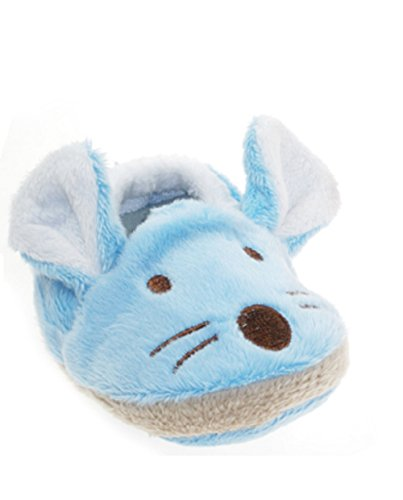 Süße kleine Mäuschenschuhe (blau) blau