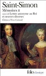 Mémoires, tome 2, suivi de