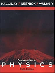 Fundamentals of Physics, 6th Edition