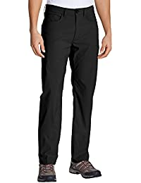 Eddie Bauer Herren Horizon Guide Five-Pocket-Hose - Straight Fit