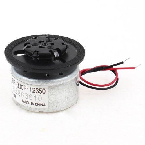 Sourcingmap a13070900ux0558 - Nero cassetto del cd titolare base del motore cc 3v mini lettore dvd vcd 30 millimetri