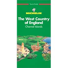 The West Country of England. Guide vert numéro 1562
