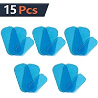 ZHENROG EMS Buttock Trainer Replacement Pads, Hips Trainer Replacement Gel Pads,ABS Gel Pad